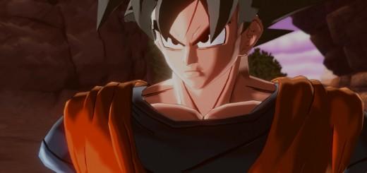 Saiyan Saga Goku